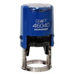 """Оснастка GRAFF 46040 """"HUMMER"""" d 40 мм синяя с футляром"""