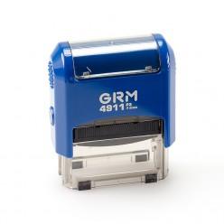 "Оснастка GRAFF 4911 P3 ""GLOSSY"" 38х14 мм синяя"