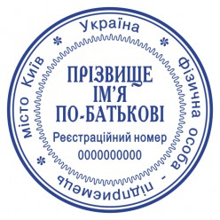 Печать ФЛП F_pr40_1_19