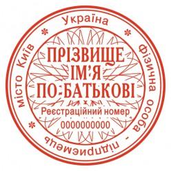 Печать ФЛП F_pr40_1_2